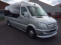 Minibus & Minicoach For Hire any occasion London. & Essex - Airport Transfers