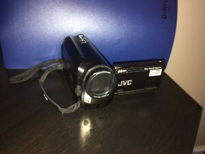 hand held JVC HDD, 60 GB Camcorder