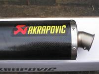 bmw gs1200 akrapovic endcan 2006