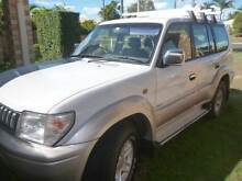 Toyota Prado 4 x 4 99 Model Urangan Fraser Coast Preview