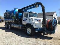 1995 Vactor Combination Sewer Cleaner Vacuum Truck