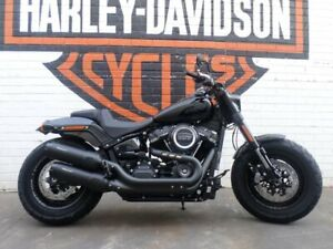 2019 Harley-Davidson FAT BOB 107 (FXFB) Road Bike 1745cc Dandenong Greater Dandenong Preview