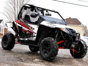 2015 Arctic Cat WILDCAT 700 SPORT LIMITED