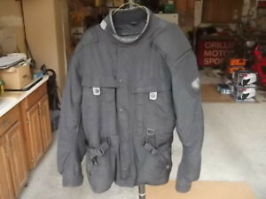 First Gear Kilimanjaro Motorcycle Padded Riding Jacket