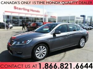 2014 Honda Accord EX-L | NO ACCIDENTS | 1 OWNER | LEATHER