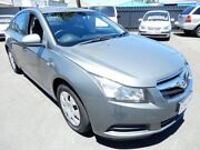 2010 Holden Cruze JG CD Grey 6 Speed Sports Automatic Sedan Enfield Port Adelaide Area Preview