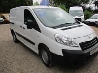 2014 Peugeot Expert 1.6HDi 90 NO VAT L1 H1 SWB 90000 MILES GUARANTEED