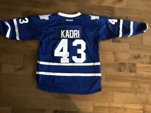 Toronto Maple Leafs YOUTH jerseys for sale - Kadri  (size L/XL)