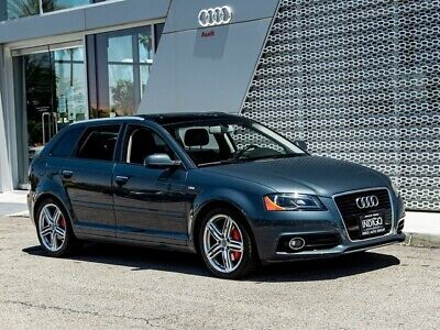 2012 Audi A3 2.0T Premium Plus 2012 Audi A3 2.0T Premium Plus 6-Speed Automatic S tronic 53533 Miles Meteor Gra
