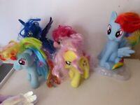 my little pony toy bundle /joblot 5 lots
