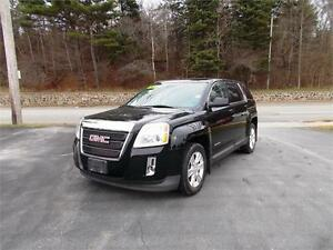 2012 GMC TERRAIN SLE AWD...LOADED!! REAR VIEW CAMERA & MORE!!