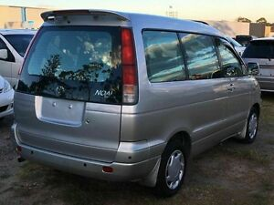 2001 Toyota Spacia LITEACE Noah Silver 4 Speed Automatic Wagon Taren Point Sutherland Area Preview