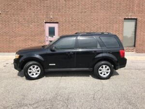 2008 Mazda Tribute GX- $4990 WITH SNOW TIRES!
