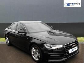 2013 Audi A6 TDI S LINE Diesel black CVT