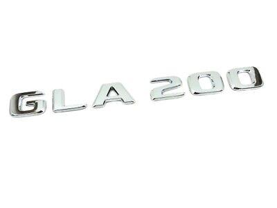 Original Mercedes Gla 200 Stiefel Abzeichen Hinten Stern Logo für GLA200 X156