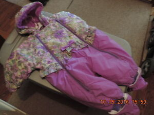 Girl's 24 months Snow Suits London Ontario image 1