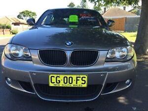 2010 BMW 120I I Grey Tiptronic Hatchback Croydon Burwood Area Preview