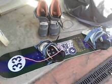 Snowboard and boots for sale McKellar Belconnen Area Preview