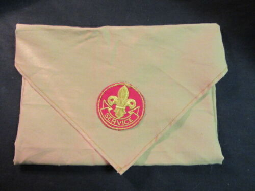 Boy Scout Service Neckerchief, Unknown Country     NCA