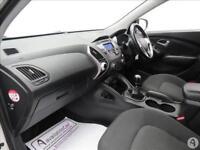 Hyundai IX35 1.6 GDI Style 5dr 2WD Side Steps