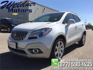 2016 Buick Encore Leather *LOW KMS*