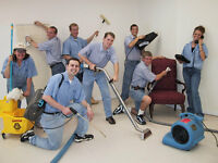 Subcontract, Residential Carpet Cleaners Needed