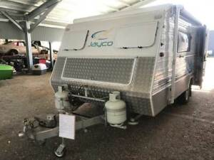 Jayco Freedom Poptop Caravan South Grafton Clarence Valley Preview