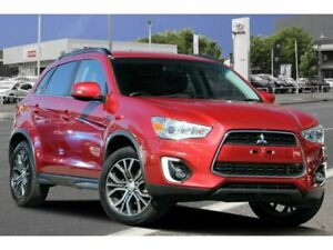 2016 Mitsubishi ASX XB MY15.5 LS 2WD 6 Speed Constant Variable Wagon Adelaide CBD Adelaide City Preview