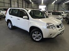 2012 Nissan X-Trail T31 Series IV ST 2WD White 1 Speed Constant Variable Wagon Eagle Farm Brisbane North East Preview