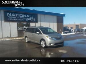 2015 Toyota Sienna Limited LEATHER DVD NAV