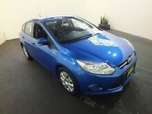 2013 Ford Focus LW MK2 Ambiente Winning Blue 6 Speed Automatic Hatchback Clemton Park Canterbury Area Preview