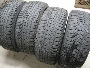 SET OF 4 235/55R17.$50 FOR ALL 4