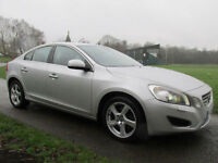 2012 (61) Volvo S60 2.4 D5 SE Lux 4dr (start/stop)