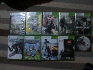 10 xbox 360 games call of duty, minecraft and more