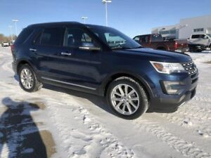 2016 Ford Explorer Limited (Heated Seats, Backup Cam)
