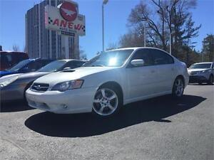 2005 Subaru Legacy 2.5 GT Limited TURBO AWD LEATHER