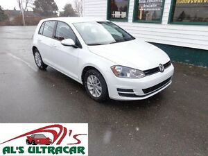 2015 Volkswagen Golf 1.8 TSI Loaded only $69 weekly tax in!