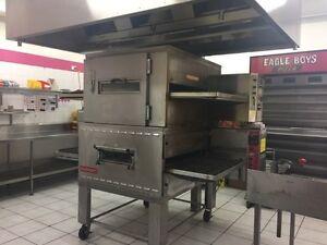 "Pizza Conveyor Gas Ovens Lincoln Blodgett 32"" Belt Brisbane City Brisbane North West Preview"
