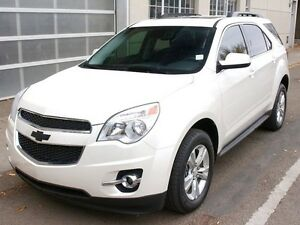 2015 Chevrolet Equinox AWD WHITE DIAMOND LOADED FINANCE AVAILABL