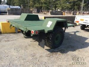 Military M116A3 1 ton Trailer Great condition