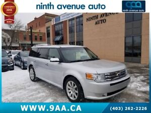 2011 Ford Flex Limited 4dr All-wheel Drive, Leather, Nav