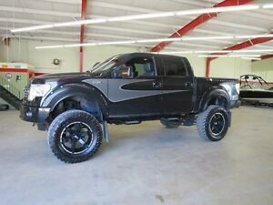 2012 Ford F-150 Harley-Davidson Lifted Fresh Local Trade