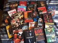 Movie DVD's - job lot of 26 films. Great selection. All in good condition.