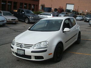 2007 Golf 2dr 1 owner mint condition only $3300