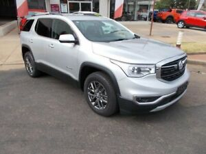 2018 Holden Acadia LTZ Silver 9 Speed Automatic Wagon Young Young Area Preview