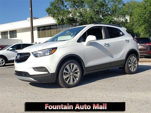 Image 3 Voiture American used Buick Encore 2020