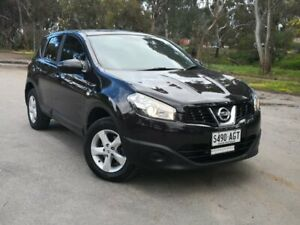 2010 Nissan Dualis J10 Series II MY2010 ST Hatch X-tronic Nightshade 6 Speed Constant Variable Mile End South West Torrens Area Preview