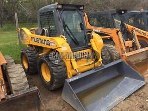 2008 MUSTANG 2109 SKID STEER LOADER BETTER THAN BOBCAT