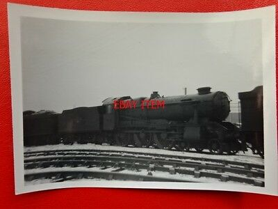 PHOTO  GWR COUNTY CLASS LOCO NO 1011 COUNTY OF CHESTER - THE LAST COUNTY AT SWIN