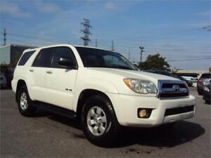 2007 Toyota 4Runner V6 SR5 7 PASS. 4X4 SUNROOF